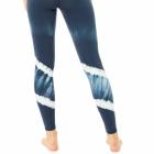 Dlouhé legíny Mandala Tie-Dye Legging TD Eclipse