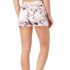 Mandala Printed Shorts English Rose