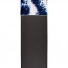 Malý jógový ručník Manduka eQua® Hand Towel Navy Tie Dye