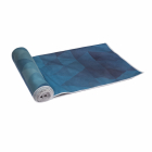 Yoga Design Lab Mat Towel Tribeca Love