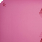 Yoga Design Lab Infinity Mat 5mm Tribal Rose