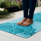 Yoga Design Lab Infinity Mat 3mm Mandala Aqua