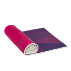 Yoga Design Lab Mat Towel Geo