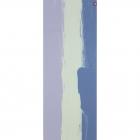 Cestovní jógamatka Manduka eKO SuperLite® Travel Mat Lavender Stripe 180 cm