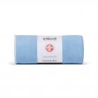 Manduka eQua® Mat Towel Clear Blue