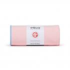 Manduka eQua® Mat Towel Coral