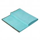 Velký jógový ručník Manduka eQua® Mat Towel Tasmanian Blue