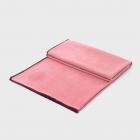 Velký jógový ručník Manduka eQua® Mat Towel Desert Flower
