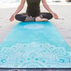 Yoga Design Lab Combo Mat Mandala Turquoise