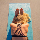 Designová jogamatka Yoga Design Lab Combo Mat Mandala Turquoise