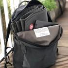 Cestovní jogamatka Manduka PRO Travel Black