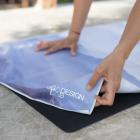 Ručník na jógu Yoga Design Lab Mat Towel Kaivalya