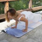 Yoga Design Lab Mat Towel Kaivalya