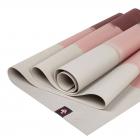 Cestovní jogamatka Manduka eKO SuperLite® Travel Mat Clay Stripe 180 cm
