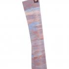 Cestovní jogamatka Manduka eKO SuperLite® Travel Mat Deep Coral Marbled 180 cm
