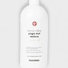 Čistič na jogamatku Manduka Natural Rubber Yoga Mat Restore 946 ml (32 oz) Gingergrass