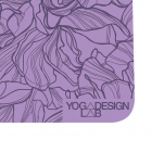 Yoga Design Lab Infinity Mat 5mm Aadrika Lavender
