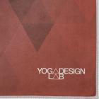 Ručník na jógu Yoga Design Lab Mat Towel Tribeca Love