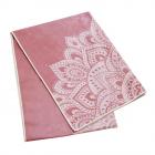 Yoga Design Lab Mat Towel Mandala Ginger
