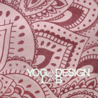 Yoga Design Lab Combo Mat Mandala Ginger