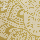 Yoga Design Lab Travel Mat Mandala Gold