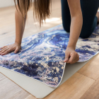 Yoga Design Lab Mat Towel Origins