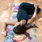 Yoga Design Lab Mat Towel Savasana