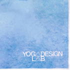 Yoga Design Lab Mat Towel Uluwatu