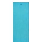 Velký ručník na jógu se silikononovými body Manduka yogitoes® Turquoise